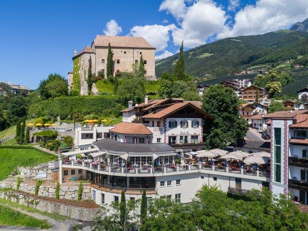Foto estiva di presentazione Schlosswirt - Hotel 4 stelle