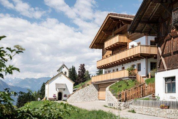 Foto estiva di presentazione Hotel + Residence Taser Alm