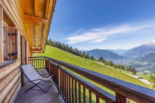 Photo of the balcony Taser Alm