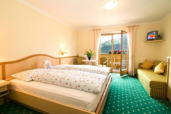 Foto vom Zimmer Garni-Hotel Alpenhof