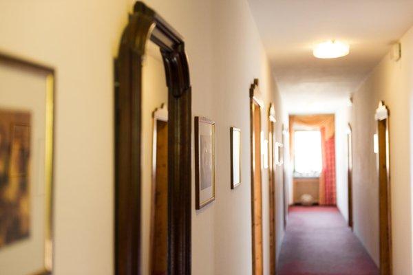 Le parti comuni Hotel Rochushof