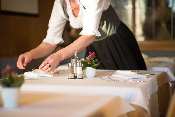 Il ristorante Scena Rochushof