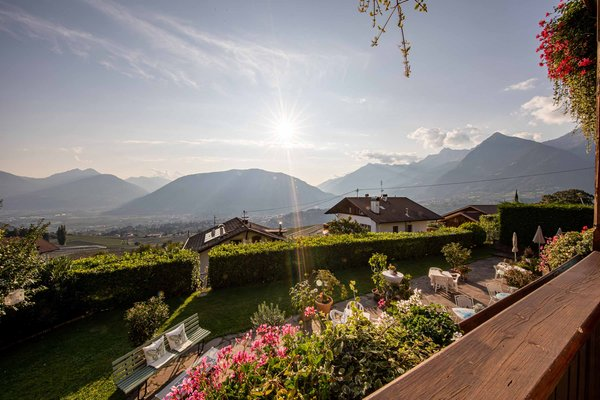 Photo of the balcony Boutique Hotel St. Georgen
