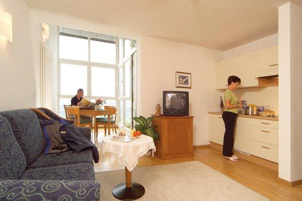 Foto della cucina Hotel Tannerhof