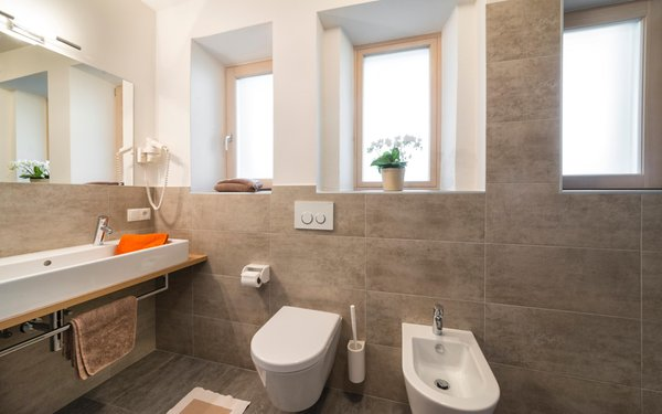 Foto del bagno Residence Mittendorf
