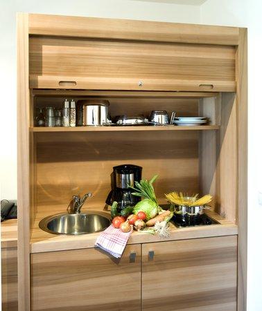 Photo of the kitchen Mittendorf