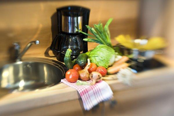 Foto della cucina Mittendorf