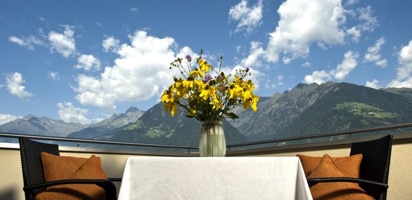 Photo of the balcony Mittendorf