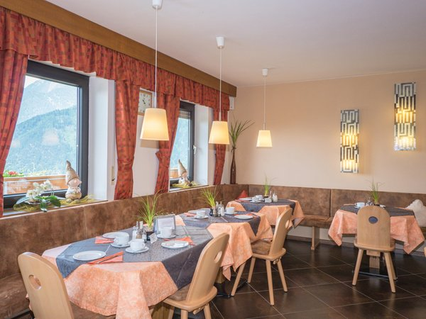 The restaurant Scena / Schenna Gasserhof