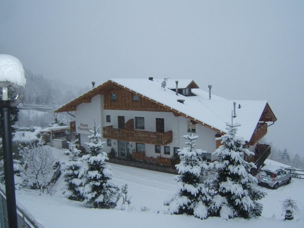 Winter presentation photo B&B (Garni) + Residence Gasserhof