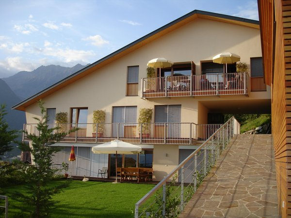 Photo exteriors in summer Prairerhof B&B - Apartments