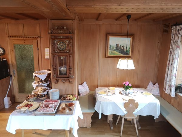 The breakfast Prairerhof B&B - Apartments