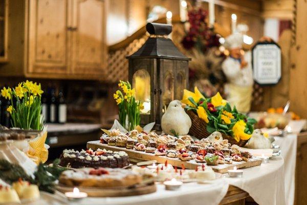 Ricette e proposte gourmet Ciasa Tamà