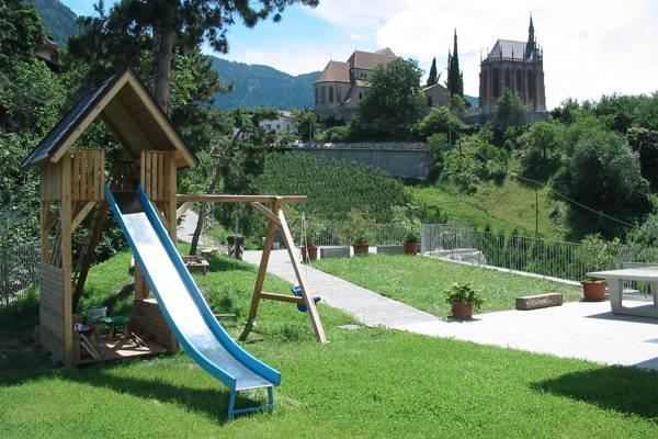 Foto del giardino Scena