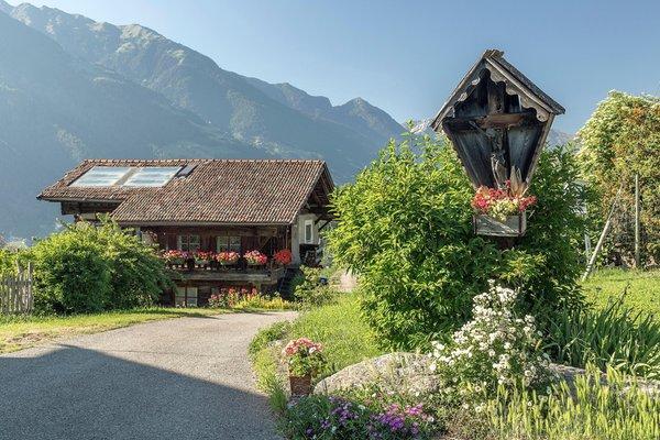 Foto esterno in estate Lothhof