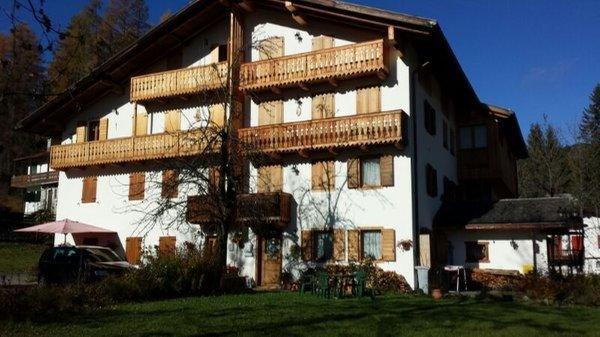 Foto estiva di presentazione Appartamenti DolomiTiAmo