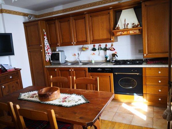 Foto della cucina DolomiTiAmo