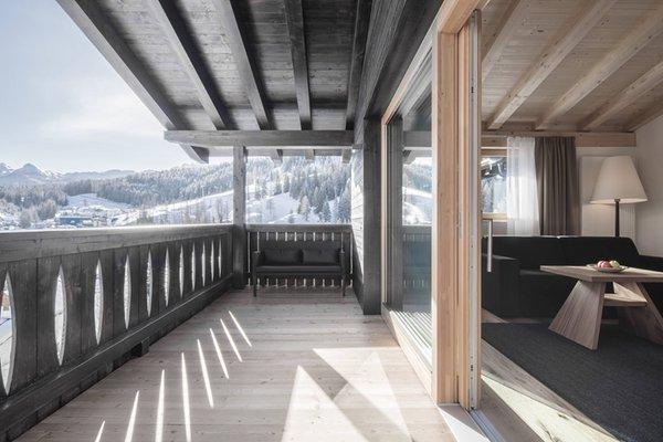 Photo of the balcony Conturines