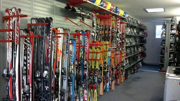 Foto di presentazione Noleggio e ski service Günther's Rentasport