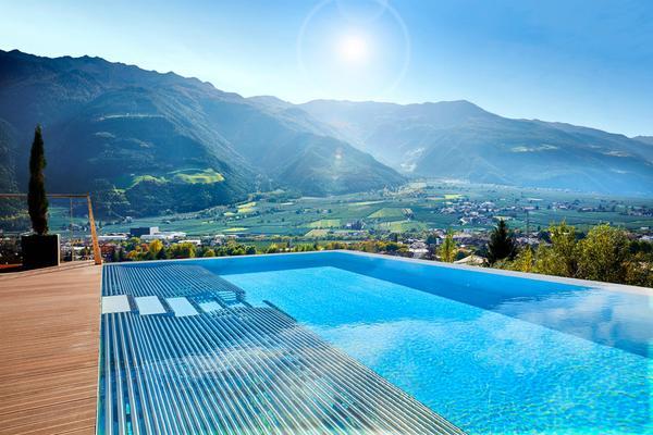 La piscina Hotel Preidlhof - Luxury DolceVita Resort