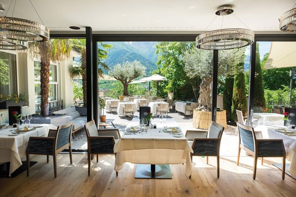 Das Restaurant Naturns Preidlhof - Luxury DolceVita Resort