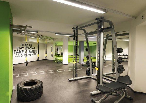 Foto della zona fitness Hotel Preidlhof - Luxury DolceVita Resort