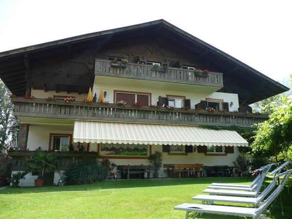 Sommer Präsentationsbild Garni (B&B) Alpenland