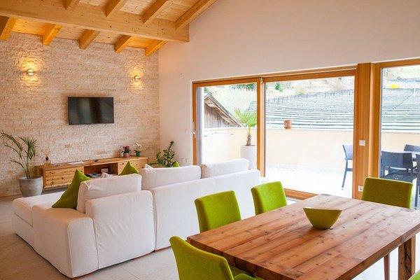 Il salotto El Paradiso - Appartamenti in agriturismo 3 fiori