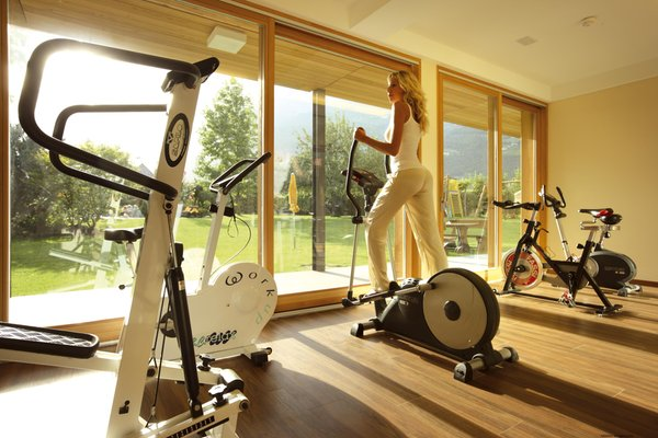 Photo of the fitness area Hotel Wiesenhof