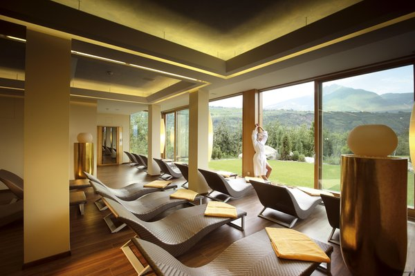 Photo of the wellness area Hotel Wiesenhof
