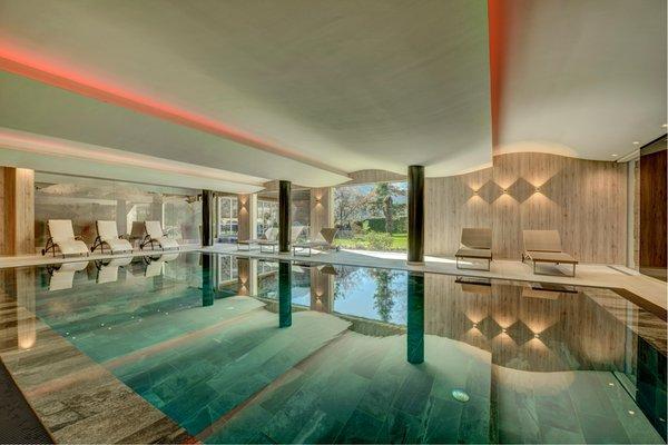 La piscina Wiesenhof - Hotel 4 stelle