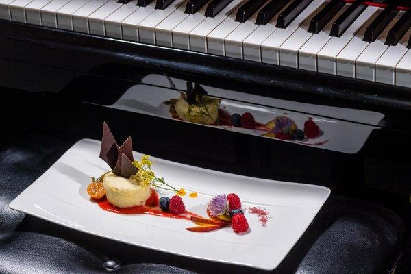 Ricette e proposte gourmet FAYN garden retreat hotel