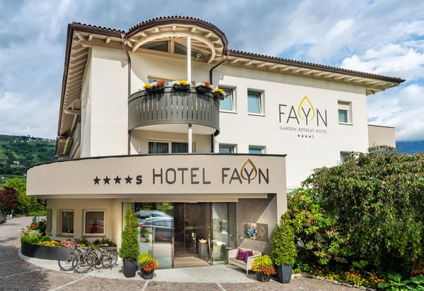 Photo exteriors in summer FAYN garden retreat hotel