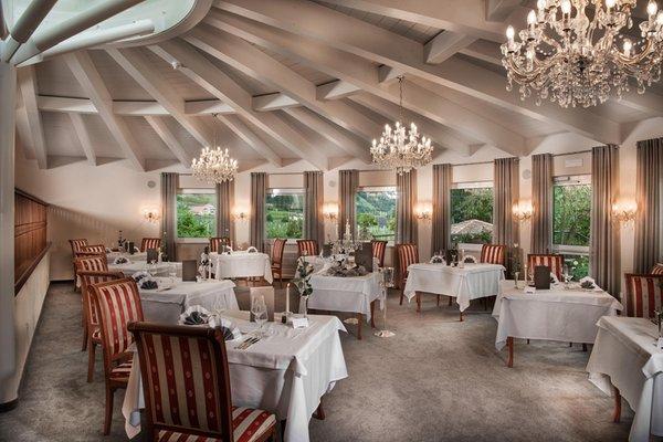 Il ristorante Lagundo FAYN garden retreat hotel
