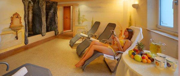 Foto del wellness Hotel Laurin