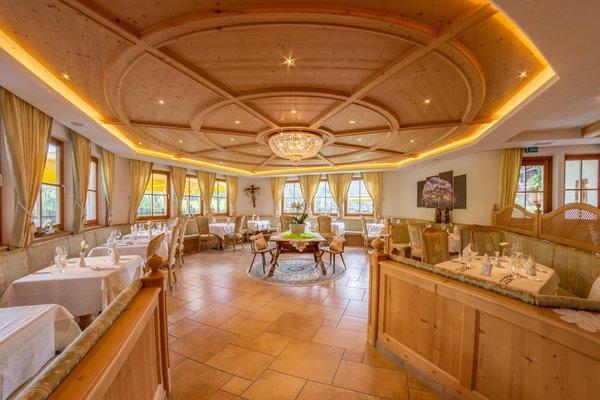 Das Restaurant La Villa Mountain Panoramic Wellness Hotel Dolasilla