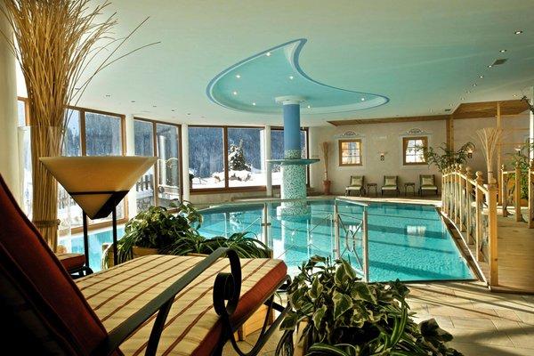 Foto vom Wellness-Bereich Mountain Panoramic Wellness Hotel Dolasilla