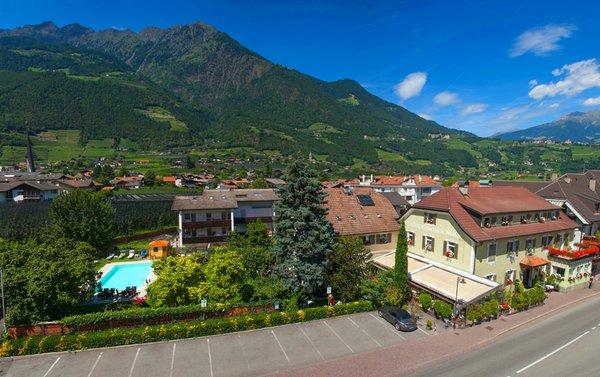 La posizione Hotel Zum Hirschen Lagundo