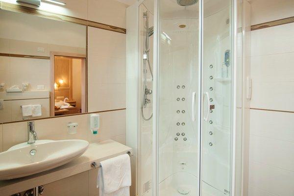 Foto del bagno Hotel Zum Hirschen