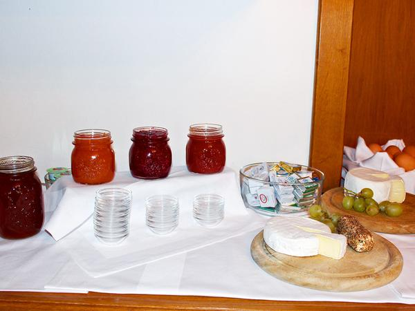 La colazione An der Leit - Garni (B&B) 3 stelle