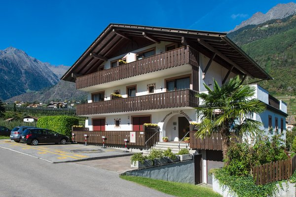 Foto estiva di presentazione Steinach - Residence 2 stelle