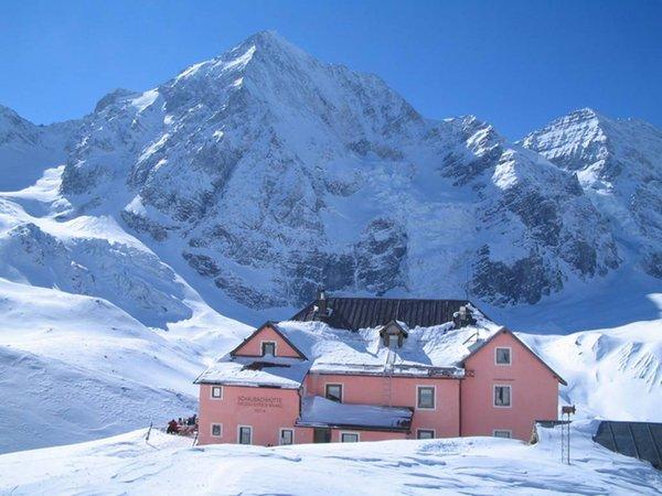 Winter Präsentationsbild Schaubachhütte