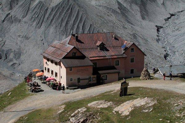 Sommer Präsentationsbild Schaubachhütte