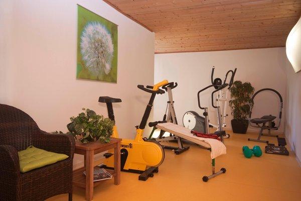 Foto della zona fitness Residence St. Hippolyt