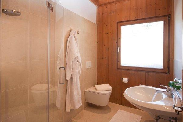 Foto del bagno Residence St. Hippolyt