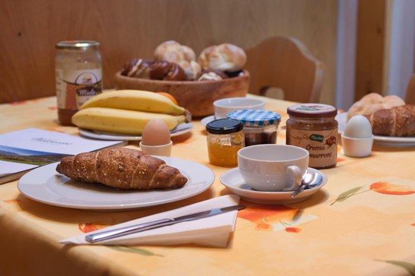 La colazione Residence St. Hippolyt