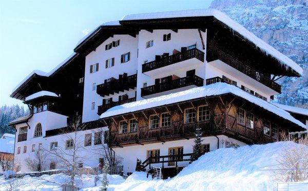 Winter presentation photo Hotel Dolomiti