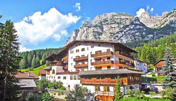 Summer presentation photo Hotel Dolomiti