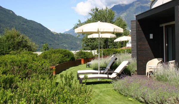 Hotel gartner dorf tirol meran und umgebung for Dorf tirol designhotel
