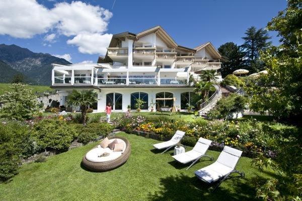 Hotel Sonnbichl Dorf Tirol Meran Und Umgebung